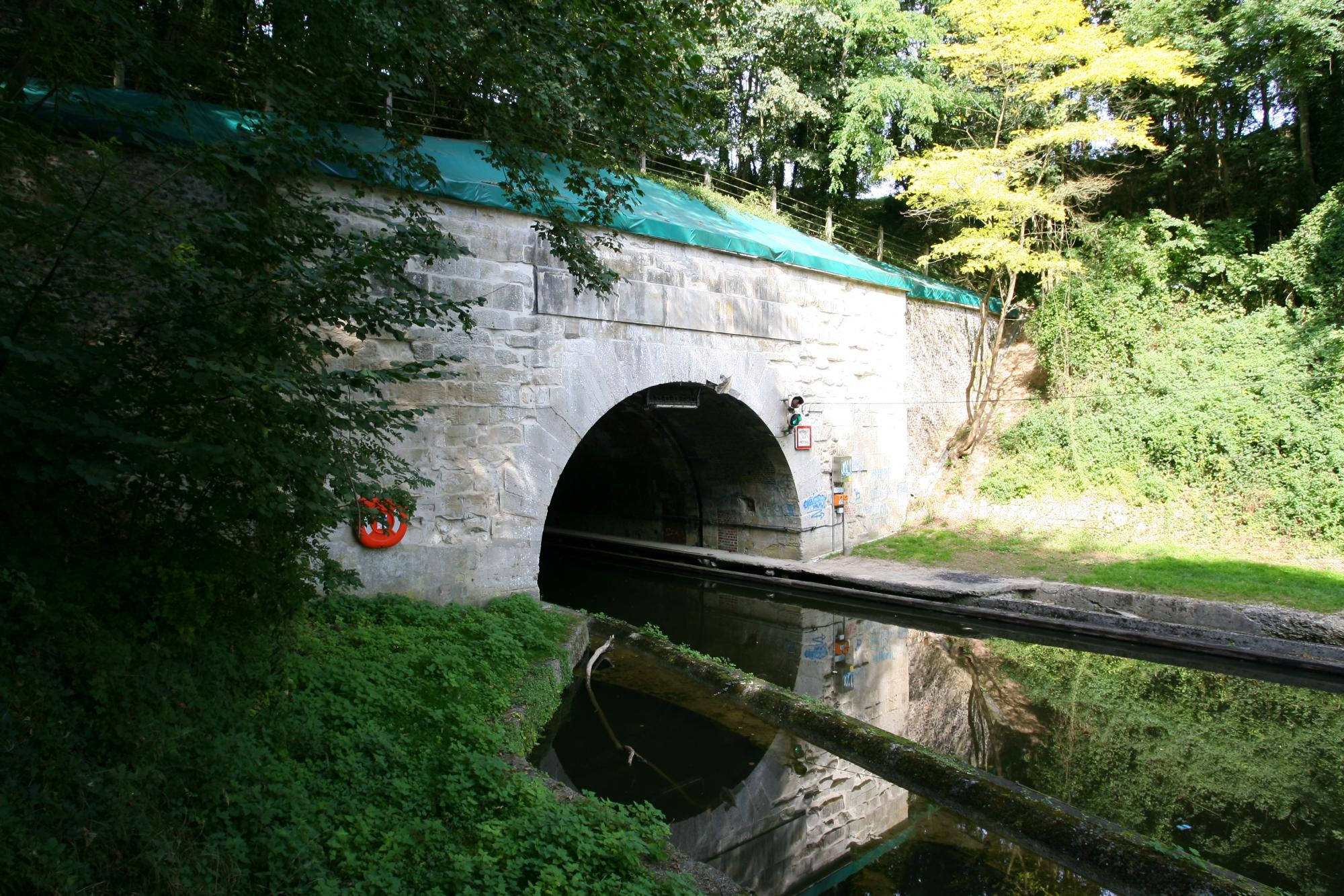 Tunnel Riqueval