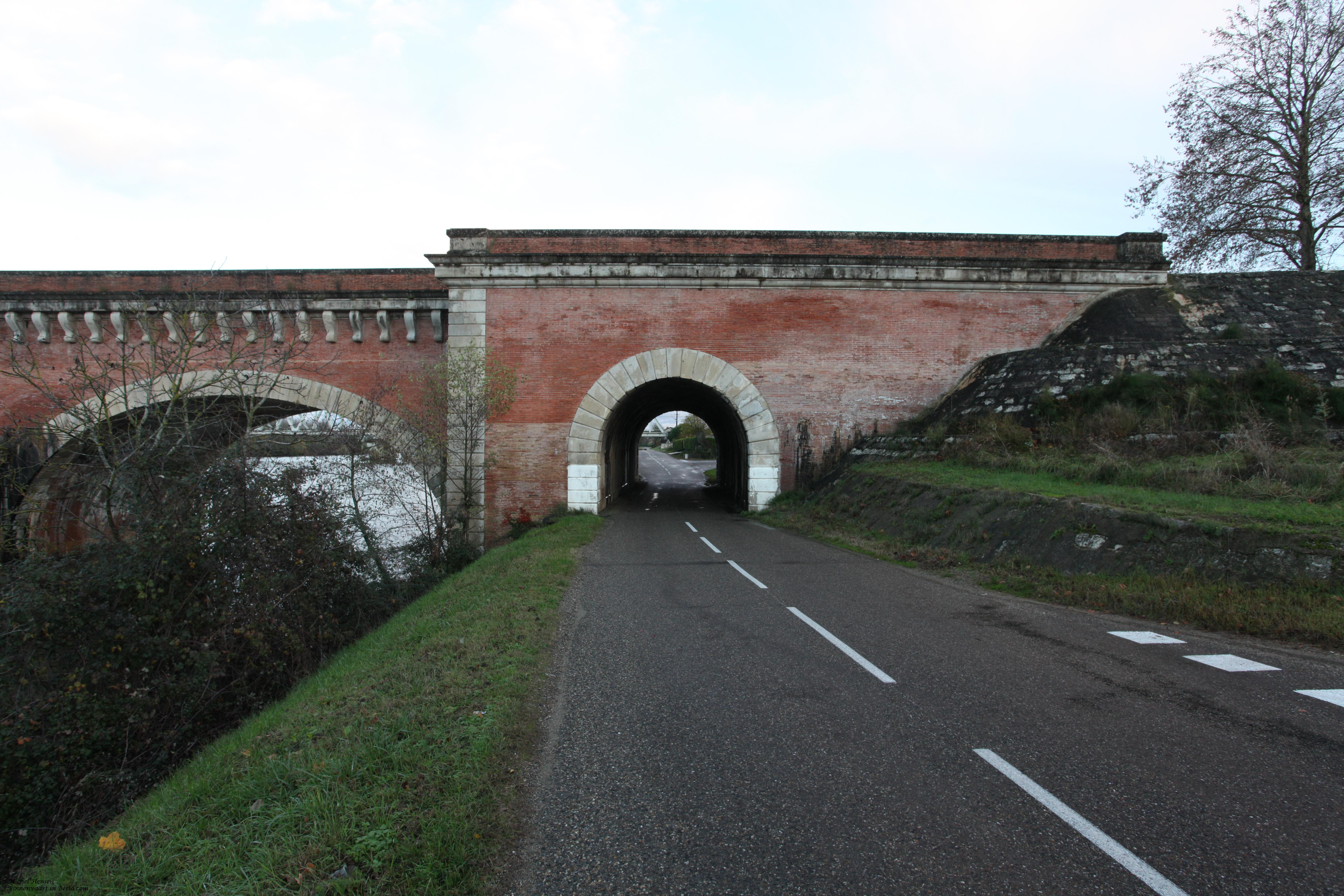 Pont canal Cacor